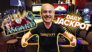 BIG WIN on ASGARD SLOTS! 🔨Tangiers Online Casino HANDPAY | The Big Jackpot | The Big Jackpot