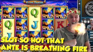 BIG WIN!!!! Flame dance – Casino Games – bonus round (Casino Slots)
