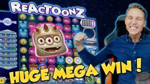 BIG WIN!!! Reactoonz Huge Win – Casino Games – free spins (Online Casino)