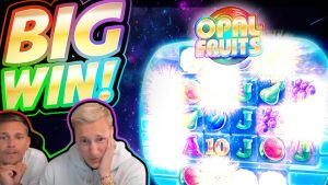 BIG WIN!!! Opal Fruits BIG WIN!! Casino Slot from CasinoDaddy Live Stream