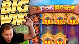 VELKÁ VÝHRA!!! Dog House BIG WIN - kasinové hry hrané na streamech CasinoDaddys