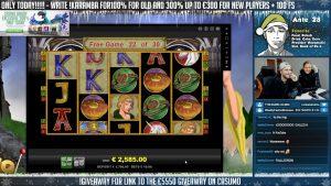 STOR VIN! Magic Mirror Delux 2 Big win - Kasino - Stort Gevinst (Online Casino)