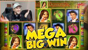 ¡¡¡¡GRAN VICTORIA!!!! Royal Dynasty Big win - Casino - Huge Win (Casino en línea)