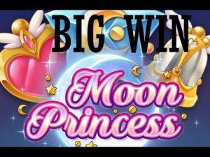 Mėnulio princesė BIG WIN - MEGA BIG WIN - DIDELIS WIN - CASINO