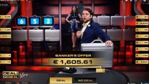 Deal or No Deal Big Win jew Big Fail? ♣ ️