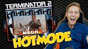 HOT MODE!! Terminator 2 BIG WIN – Casino Games – free spins (Gambler)