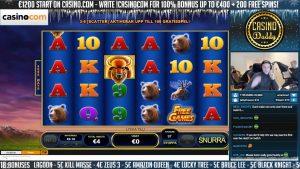 BIG WIN!!!! Buffalo Blitz Big win – Casino – Huge Win (Online Casino)