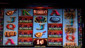 Bombay Slot Machine Casino * BIG WIN *