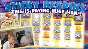 """""""Genie Jackpots"""" BIG WIN - didžiulis laimėjimas - kazino žaidimai iš LIVE srauto"""