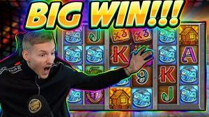 فوز ضخم! Lil Devil BIG WIN - ألعاب الكازينو من Casinodaddy بث مباشر
