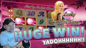 Lucky Ladys Charm BIG WIN – HUGE WIN on Casino Games session