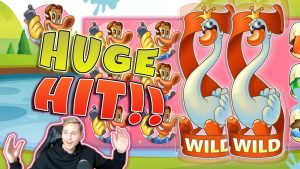 Scruffy Duck BIG WIN - Casino Oyunları - pulsuz spins (Online Casino)