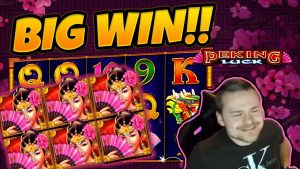 MASSIVE WIN!! Peking Luck BIG WIN – Epic WIn on Casino games from Casinodady