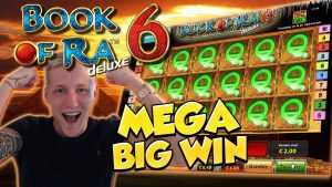 ¡¡¡¡GRAN VICTORIA!!!! Libro de Ra 6 Big win - Casino - Juegos de casino en vivo (Casino en línea)