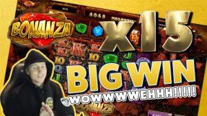 Bonanza BIG WIN !! Pāʻani pāʻani Casino - Online Casino mai LIVE stream