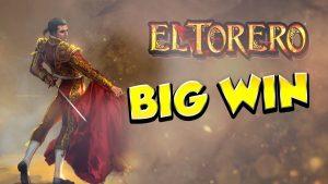 BIG WIN !!!! El Torero Fitore e Madhe - Kazino - Raundi i Bonusit (Online Casino)