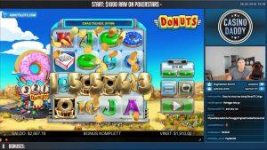 CÂȘTIG MARE!!! Donuts BIG WIN - Jocuri de cazino - rotiri gratuite (sloturi online)