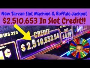 💥$2.5 Million Dollars On Buffalo Slot Machine💥