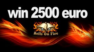 Оттағы қоңыраулар BIG WIN - 2500 евро!