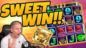 MEGA WIN! Donuts BIG WIN – Huge Win on Casino slot from CasinoDaddy