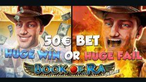 SPECIAL 50€ SPIN BIG WIN OR RIP? Casino – Big bet – Max bet (Online Casino)