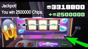 * NUEVO * PREMIO MAYOR $ 2,500,000 CADA 10 MINUTOS EN EL SLOT MACHINE CASINO EN GTA ONLINE ($ 100,000,000 EZ)