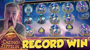 RECORD WIN!!! Cazino Zeppelin Big win – Casino – Huge Win (Online Casino)