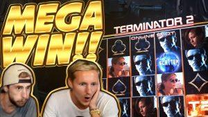FERO Mega !!! Terminator II HOTMODE Big Win - HUGE in Casino Ludus FERO