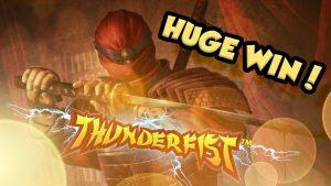 BIG WIN!!!! Thunderfist Big win – Casino – Bonus Round (Casino Slots)
