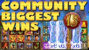 CasinoGroundsコミュニティ最大の勝利#15/2018