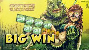 BIG WIN !!!! Қара лагунның құрамы Үлкен жеңіс - Казино - Бонус раунды (Онлайн казино)