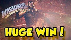 ¡¡¡¡GRAN VICTORIA!!!! Gran victoria de Warlords - Casino - Ronda de bonificación (Casino en línea)