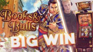 BIG WIN !!!! Knygos ir jaučiai laimi - kazino - azartiniai lošimai (internetinis kazino)