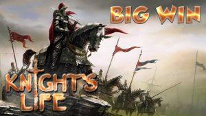 FITUESHME BIG !!!! Knights Life fitore e madhe - Kazino - Raundi i Bonusit (Slots Kazino)