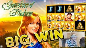 GROUSSE GEWANN !!!! Gaart vu Räichtum Grousse Gewënn - Casino - Bonus Ronn (Online Casino)