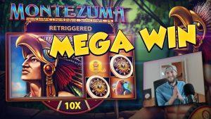 BIG WIN!!! Montezuma Huge Win – Casino Games – free spins (Online Casino)