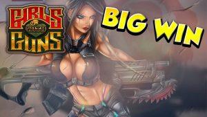 BIG WIN!!!! Girls with big guns Big win – Casino – Bonus Round (Online Casino)