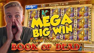 大勝利!!!! Book Of Dead Big win –カジノ–巨大な勝利(オンラインカジノ)