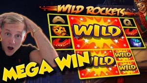 BIG WIN!!! Wild Rockets BIG WIN – Casino Games – free spins (gambling)