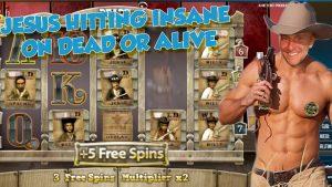 BIG WIN!!!! Dead Or Alive Huge win – Casino Games – Bonus Round (Casino Slots)