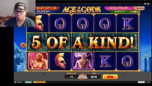 CASINO BET365 – FIVE OF A KIND! BIG WIN!?!