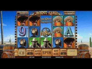 ♠️ Jackpot Rango