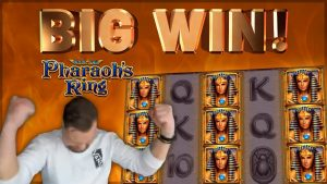 BIG WIN!!! Pharaohs Ring BIG WIN – Casino Games from CasinoDaddy (Gambling)