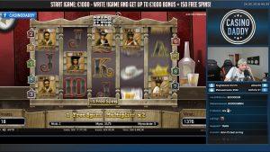 Үлкен жеңіс !!! Өлі немесе тірі Үлкен жеңіс - Казино ойындары - тегін айналымдар (Online Casino)