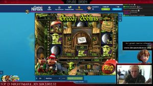 Super Mega BIG WIN – Greedy Goblins – 500x win – Casino Heroes
