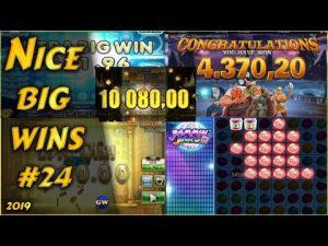 Nice big wins #24 / 2019 | casino streamers, online slots.
