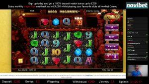 Bonanza Big Win | Big Time Gaming | Mr Smith Casino