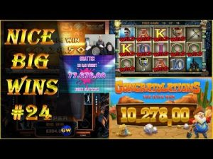 Nice big wins #24 | casino streamers, online slots.