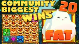 CasinoGrounds kogukonna suurimad võidud # 20/2018
