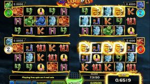 Big Win Casino Slot Online 4 Simbol!